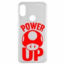 Чохол для Xiaomi Redmi Note 7 Power Up Маріо гриб