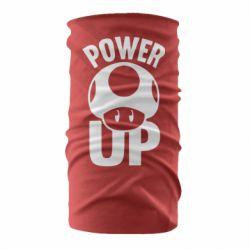 Бандана-труба Power Up гриб Марио