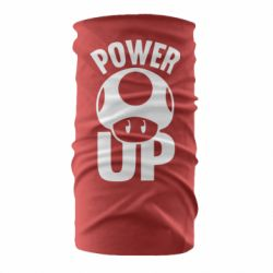 Бандана-труба Power Up Маріо гриб