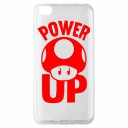 Чохол для Xiaomi Redmi Go Power Up Маріо гриб