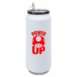 Термобанка 500ml Power Up гриб Марио