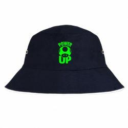 Панама Power Up гриб Марио