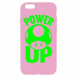 Чохол для iPhone 6 Plus/6S Plus Power Up Маріо гриб