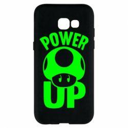 Чохол для Samsung A5 2017 Power Up Маріо гриб