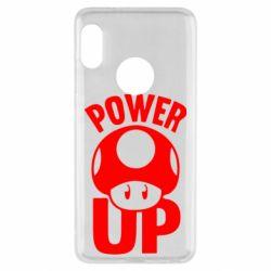 Чохол для Xiaomi Redmi Note 5 Power Up Маріо гриб