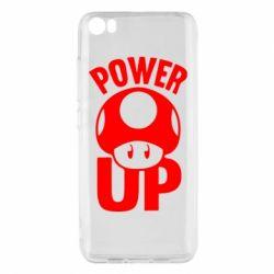 Чехол для Xiaomi Mi5/Mi5 Pro Power Up гриб Марио