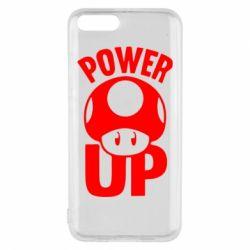 Чехол для Xiaomi Mi6 Power Up гриб Марио