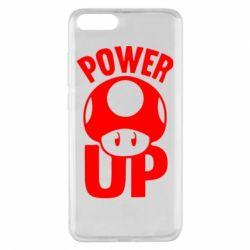 Чохол для Xiaomi Mi Note 3 Power Up Маріо гриб