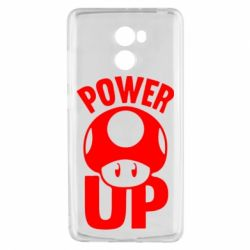 Чохол для Xiaomi Redmi 4 Power Up Маріо гриб