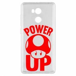 Чохол для Xiaomi Redmi 4 Pro/Prime Power Up Маріо гриб