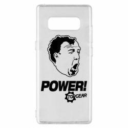Чохол для Samsung Note 8 Power