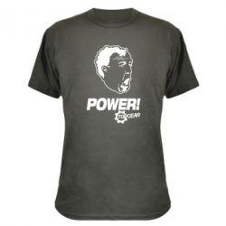 Камуфляжна футболка Power