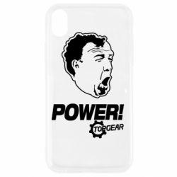 Чохол для iPhone XR Power
