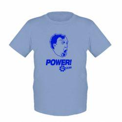 Дитяча футболка Power