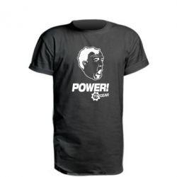Подовжена футболка Power