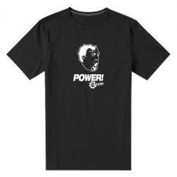 Чоловіча стрейчева футболка Power