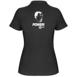 Жіноча футболка поло Power