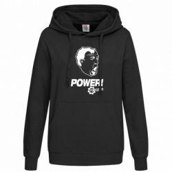 Толстовка жіноча Power