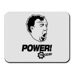 Килимок для миші Power