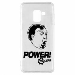 Чохол для Samsung A8 2018 Power