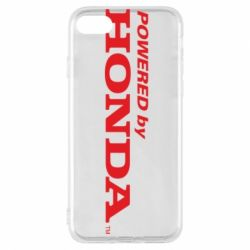 Чехол для iPhone 7 Powered by HONDA
