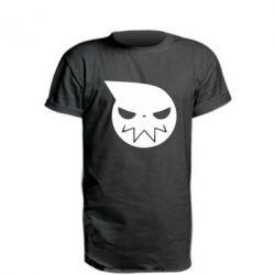 Подовжена футболка Пожирач душ