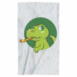 Рушник Святковий динозавр