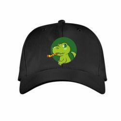 Дитяча кепка Святковий динозавр