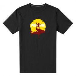 Чоловіча стрейчева футболка Predator
