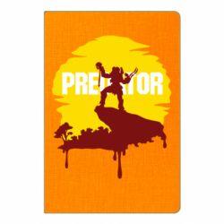 Блокнот А5 Predator