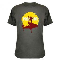Камуфляжна футболка Predator