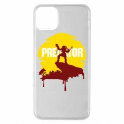 Чохол для iPhone 11 Pro Max Predator