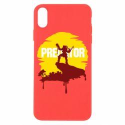 Чохол для iPhone X/Xs Predator