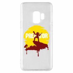 Чохол для Samsung S9 Predator