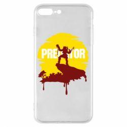 Чохол для iPhone 8 Plus Predator