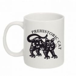 Кружка 320ml Prehistoric Cat - FatLine