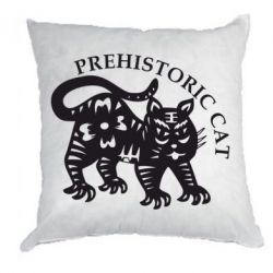 Подушка Prehistoric Cat - FatLine