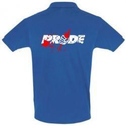 Футболка Поло Pride Logo - FatLine