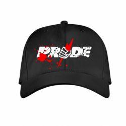 Детская кепка Pride Logo - FatLine