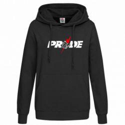 Толстовка жіноча Pride