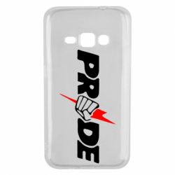 Чехол для Samsung J1 2016 Pride