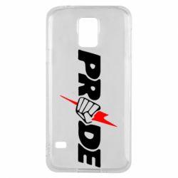 Чохол для Samsung S5 Pride