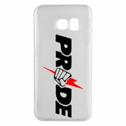 Чехол для Samsung S6 EDGE Pride