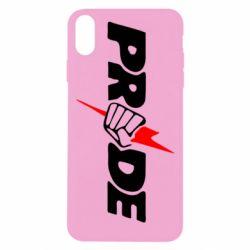Чехол для iPhone Xs Max Pride