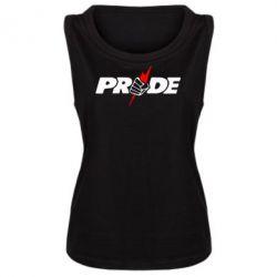 Женская майка Pride