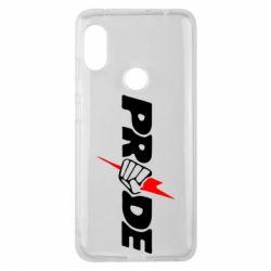 Чохол для Xiaomi Redmi Note Pro 6 Pride