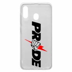 Чехол для Samsung A20 Pride