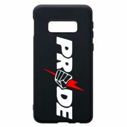Чехол для Samsung S10e Pride