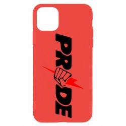 Чехол для iPhone 11 Pro Max Pride