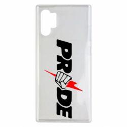 Чохол для Samsung Note 10 Plus Pride